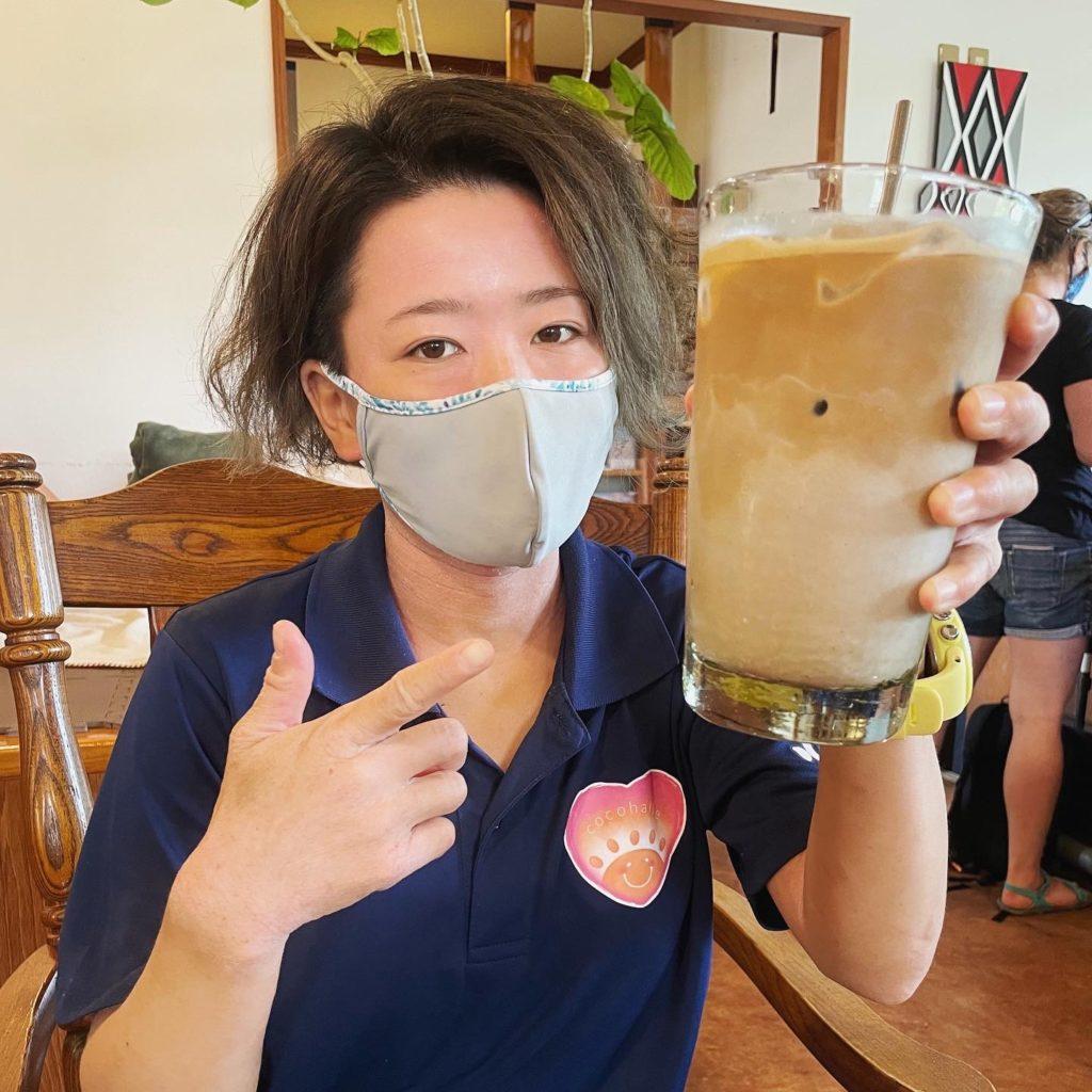 bloom coffee okinawa